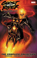 Ghost Rider By Daniel Way The Complete Collection book