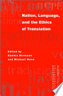 Nation  Language  and the Ethics of Translation