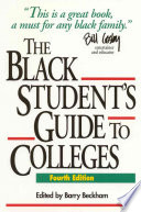 The Black Student s Guide to Colleges