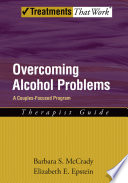 Couples Therapy for Alcohol Use Problems   A Cognitive Behavioral Treatment Program Therapist Guide