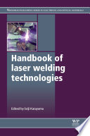 Handbook of Laser Welding Technologies