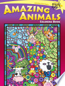 SPARK    Amazing Animals Coloring Book