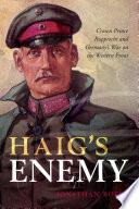 Haig S Enemy book