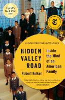 Hidden Valley Road Book