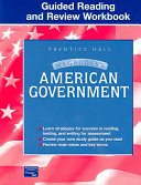 Magruder s American Government Guided Reading and Review Workbook Student Edition 2003c