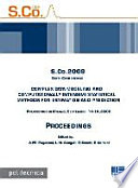 S. Co. 2009. Sixth Conference. Complex Data Modeling and Computationally Intensive Statistical Methods for Estimation and Prediction