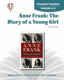 Anne Frank Student Packet Book PDF