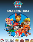 Paw Patrol Coloring Book: Great Activity Book for Your Children