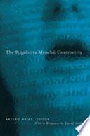 The Rigoberta Mench   Controversy