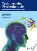 Techniken der Psychotherapie