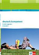 deutsch kompetent  Ausgabe f  r Niedersachsen  Arbeitsheft Einf  hrungsphase