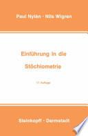 Einführung in die Stöchiometrie