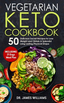 Vegetarian Keto Cookbook