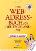 Das Web-Adressbuch für Deutschland 2018 - Ebook Ausgabe