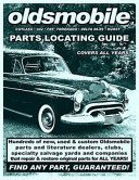 Oldsmobile Parts Locating Guide
