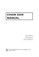Chain Saw Manual