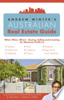 Andrew Winter s Australian Real Estate Guide