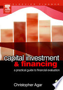 Capital Investment   Financing