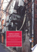 Korea   s Quest for Economic Democratization