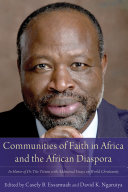 download ebook communities of faith in africa and the african diaspora pdf epub