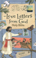 NIRV Love Letters from God Holy Bible, Hardcover Book Cover