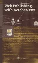 download ebook web publishing with acrobat/pdf pdf epub