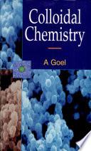 Colloidal Chemistry