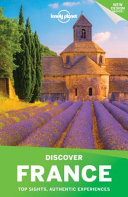 Lonely Planet Discover France