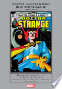 Doctor Strange Masterworks Vol. 9 : from crazy (1973) #88, ohotmu...