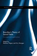 Bourdieu s Theory of Social Fields
