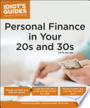 Idiot s Guides  Personal Finance in Your 20s   30s  5E