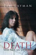download ebook death was not an option! pdf epub