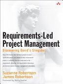Requirements led project management