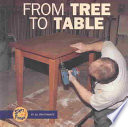 From Tree to Table Of A Tree To The Construction Of