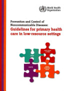 Prevention And Control Of Noncommunicable Diseases