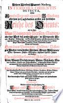 Johann Christoph Wagners, Noriberg. Interiora Orientis Detecta, Oder Grundrichtige und eigentliche Beschreibung aller heut zu Tag bekandten grossen und herrlichen Reiche des Orients