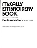 McCall's embroidery book