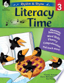 Rhythm & Rhyme Literacy Time Level 3