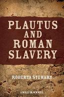 download ebook plautus and roman slavery pdf epub