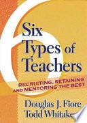 Six Types of Teachers
