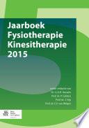 Jaarboek Fysiotherapie Kinesitherapie 2015