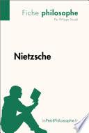 Nietzsche  Fiche philosophe