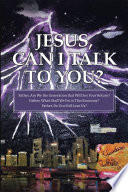 Jesus  Can I Talk to You
