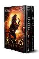 download ebook soul guardians 2-book collection: reapers #7, seals #8 pdf epub