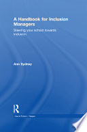 A Handbook for Inclusion Managers