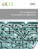 Ck 12 Engineering An Introduction For High School