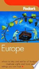 Fodor s Europe