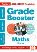 AQA GCSE Maths Higher Grade Booster for Grades 5-9