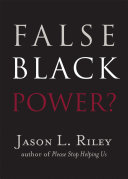 False Black Power