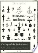 Catálogo de la Real Armería